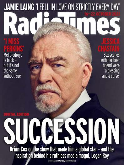 Radio Times digital cover