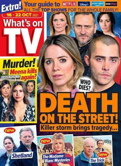 What's on TV digital cover