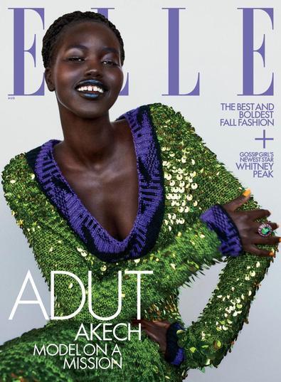 Elle USA digital cover