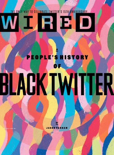 WIRED USA digital cover