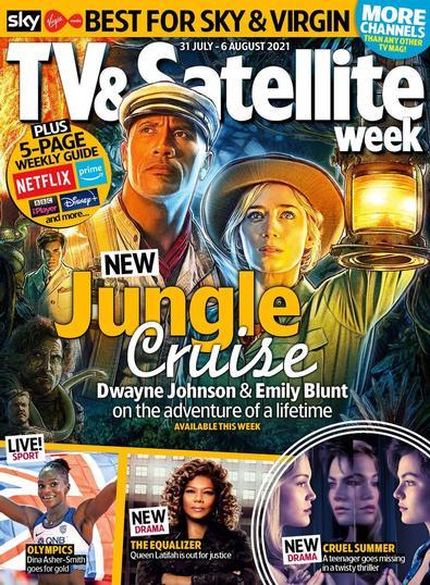 TV&Satellite Week digital cover