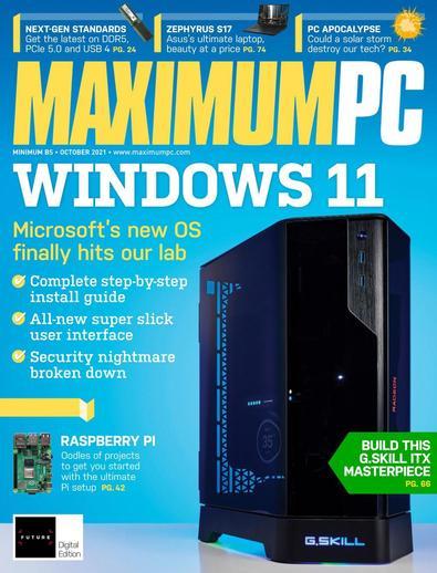 Maximum PC digital cover