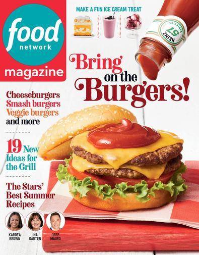 Food Network digital cover