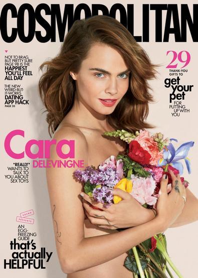 Cosmopolitan USA digital cover