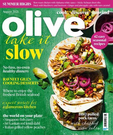 Olive digital cover