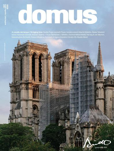 Domus digital cover