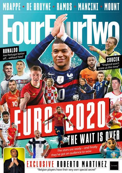 FourFourTwo digital cover