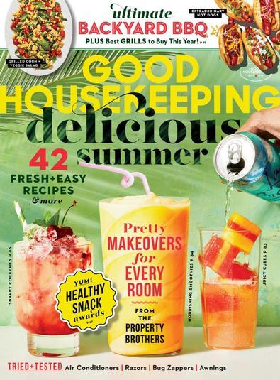 Good Housekeeping USA digital cover