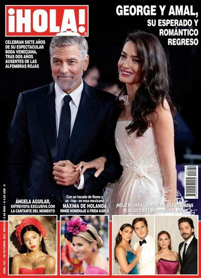 Hola! Mexico digital cover