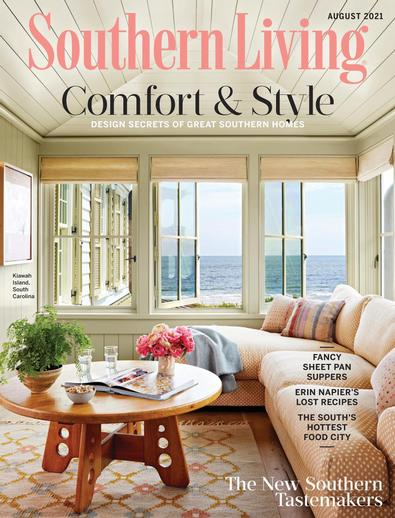 Southern Living digital cover
