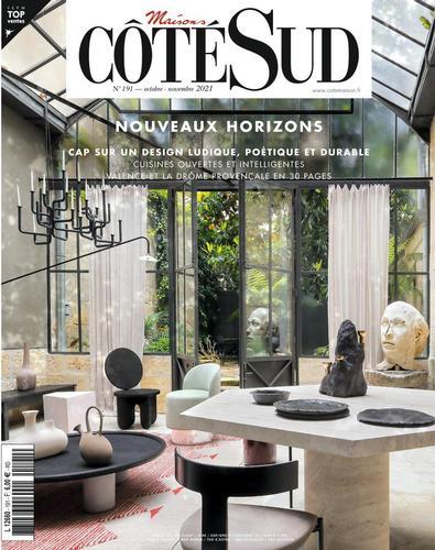 Côté Sud digital cover