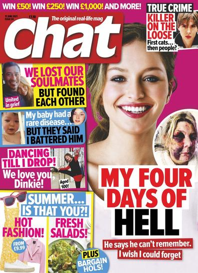 Chat digital cover