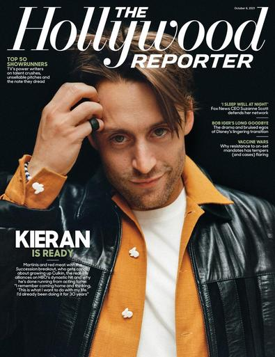 The Hollywood Reporter digital cover