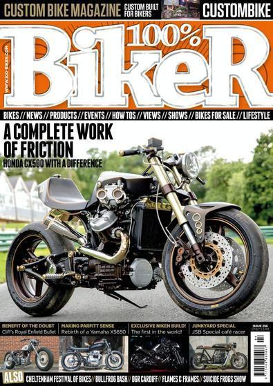 100 Biker digital cover