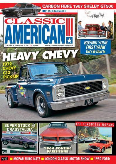 Classic American digital cover