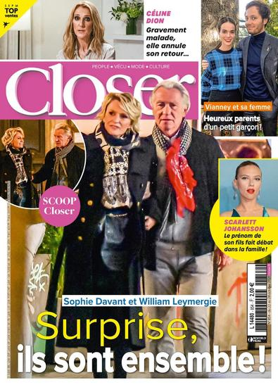 Closer French digital cover