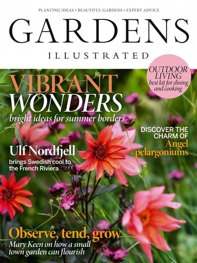 Gardens Illustrated digital cover