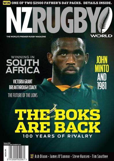 NZ Rugby World digital cover