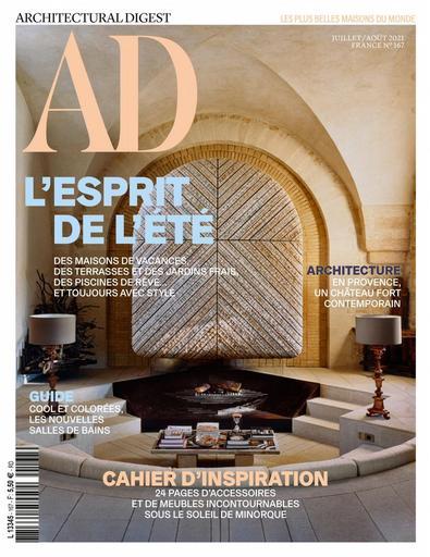 AD France digital cover