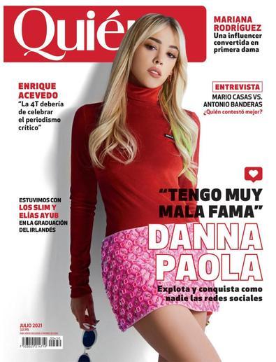 Quién digital cover