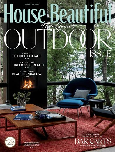House Beautiful USA digital cover