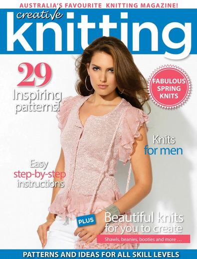 Creative Knitting digital cover