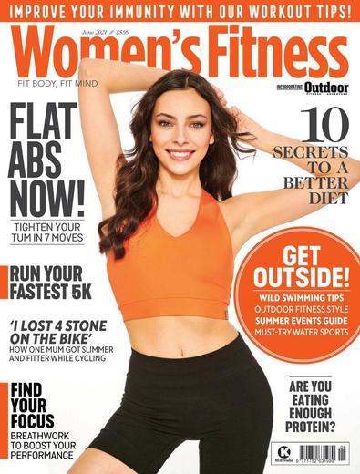 Women's Fitness digital cover