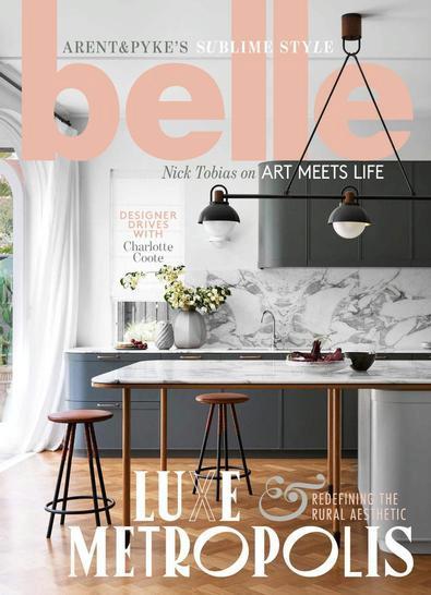 Belle digital cover