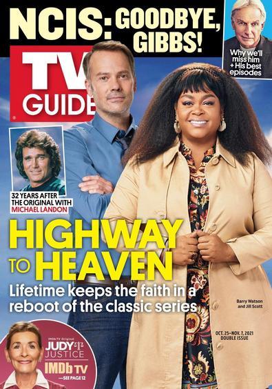 TV Guide Magazine digital cover