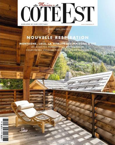 Côté Est digital cover