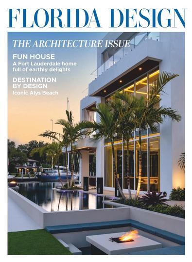 Florida Design digital cover