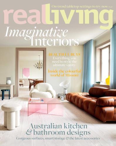 Real Living Australia digital cover