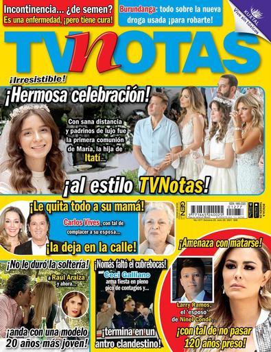 TvNotas digital cover
