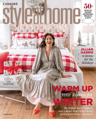 Style At Home digital cover