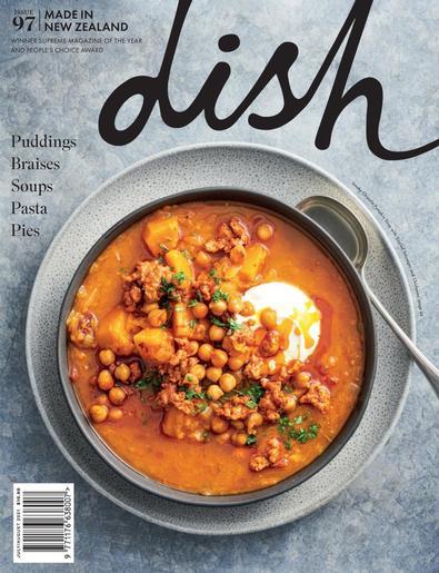 Dish digital cover
