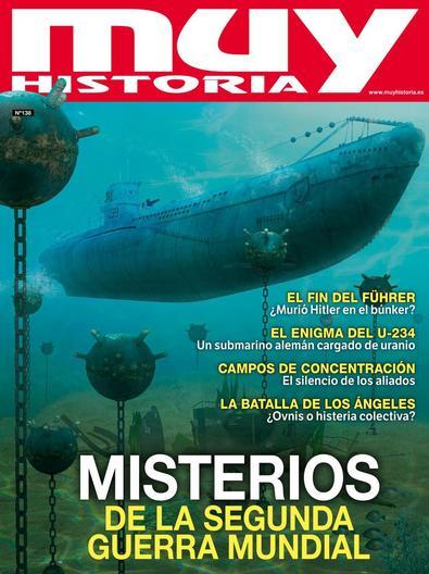Muy Historia - España digital cover
