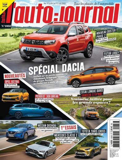 L'auto-Journal digital cover