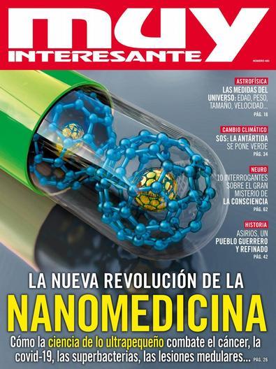 MUY Interesante - España digital cover