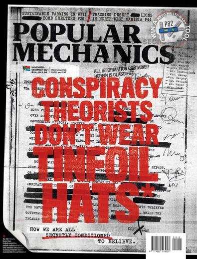 Popular Mechanics South Africa digital cover