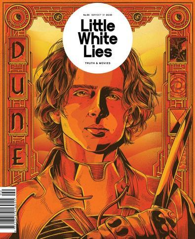 Little White Lies digital cover