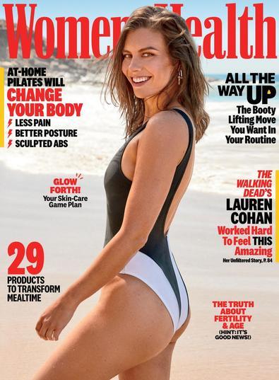 Women's Health USA digital cover