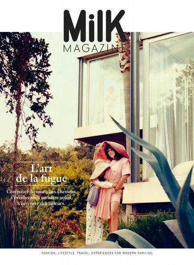 MilK digital cover
