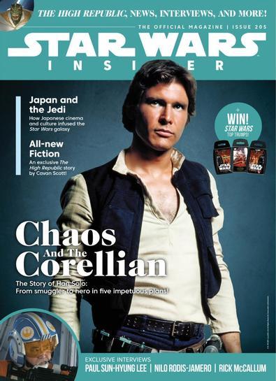 Star Wars Insider digital cover