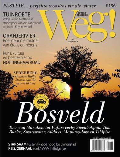 Weg! digital cover
