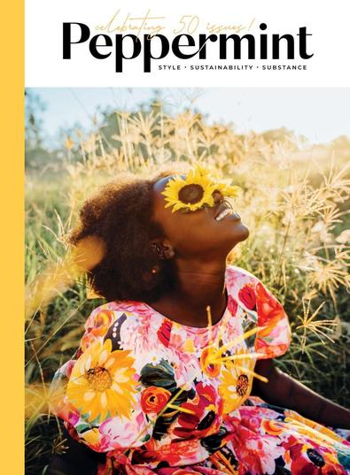 Peppermint digital cover