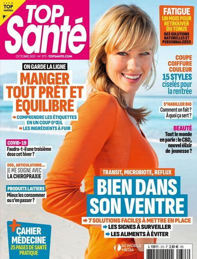 Top Sante French digital cover