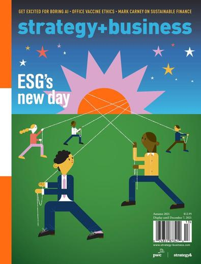 strategy+business digital cover