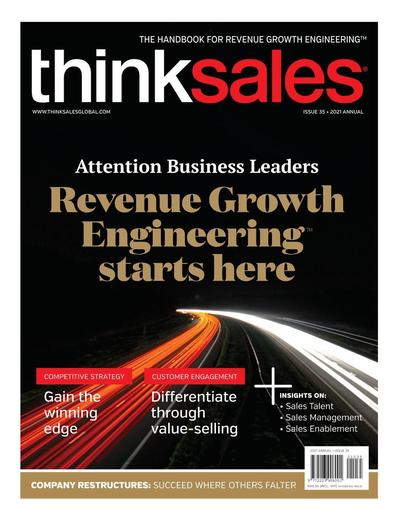 ThinkSales digital cover