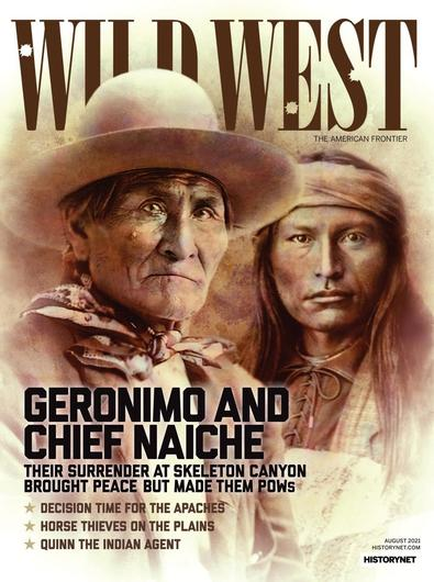 Wild West digital cover