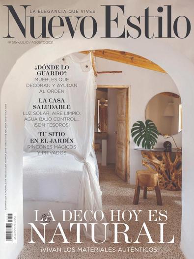 Nuevo Estilo digital cover